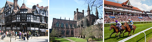 Images-Chester-City-Centre-Cathedral-and-Race-Course